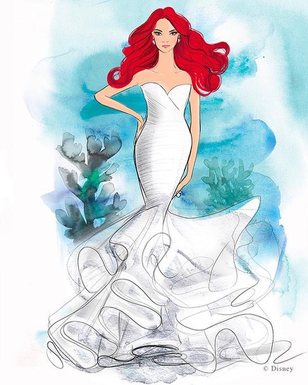 Ariel, princesa de La Sirenita