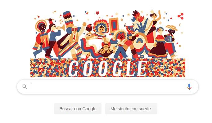 Google le hace homenaje al Carnaval de Barranquilla | RCN Radio