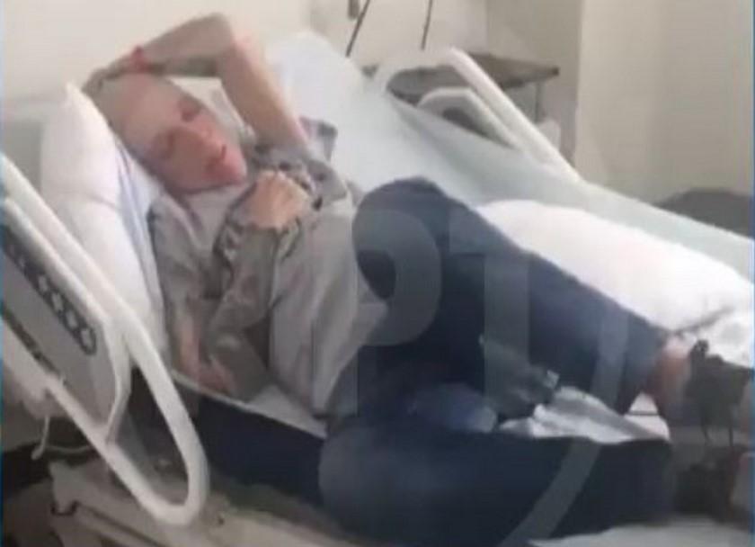Popeye con cáncer