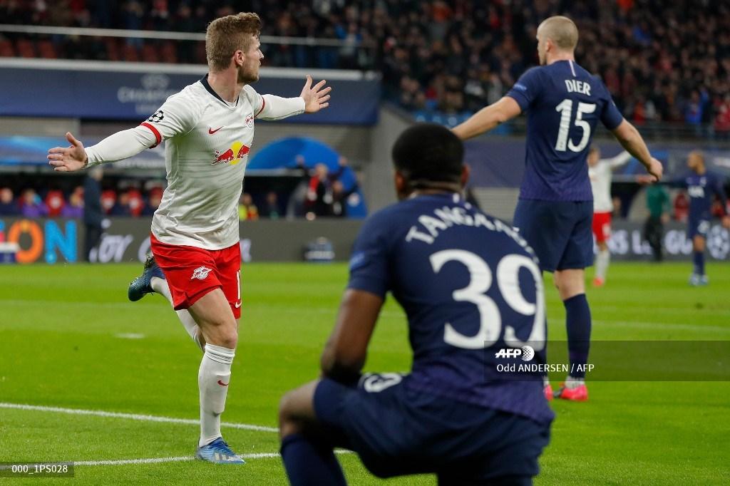 Tottenham de Mourinho no pudo ante Leipzig y quedó afuera de Champions | RCN Radio