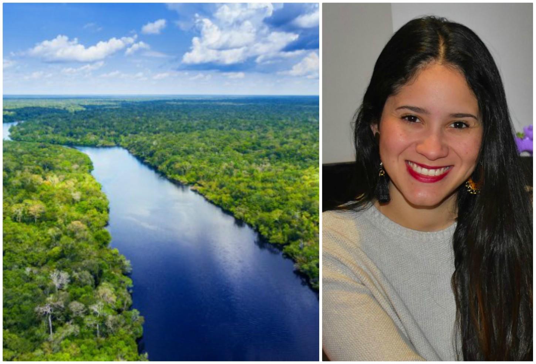 Vanessa Daza, coordinadora de Justicia Ambiental de Dejusticia.