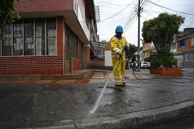 La nuevas zonas de Bogotá en alerta naranja por coronavirus | RCN Radio