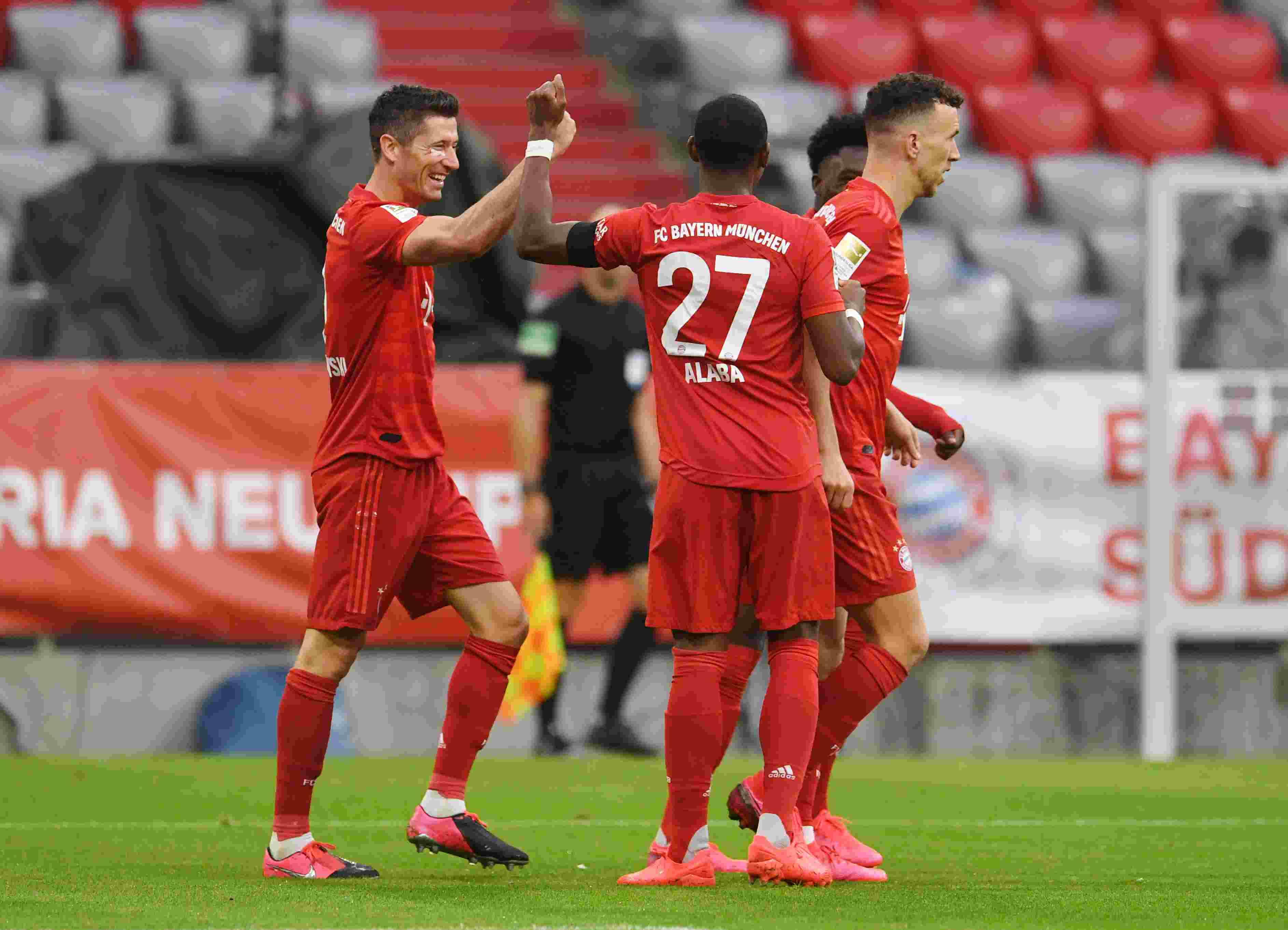 Bayern Múnich sigue aumentando la diferencia en la Bundesliga | RCN Radio