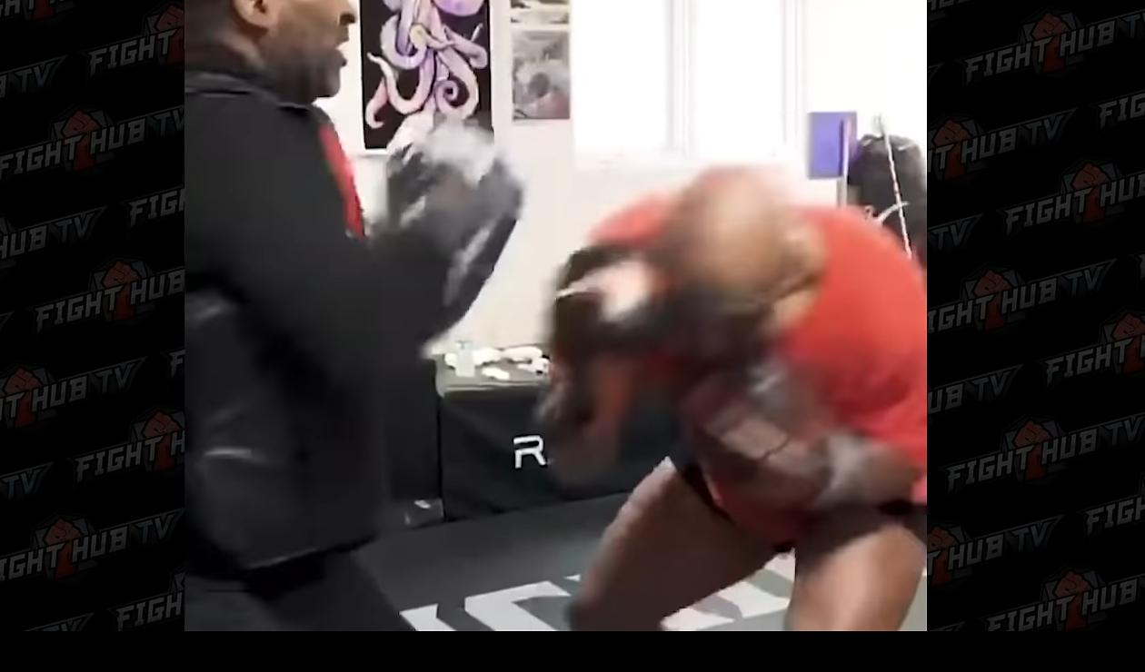Mike Tyson y el video que asombra al mundo | RCN Radio