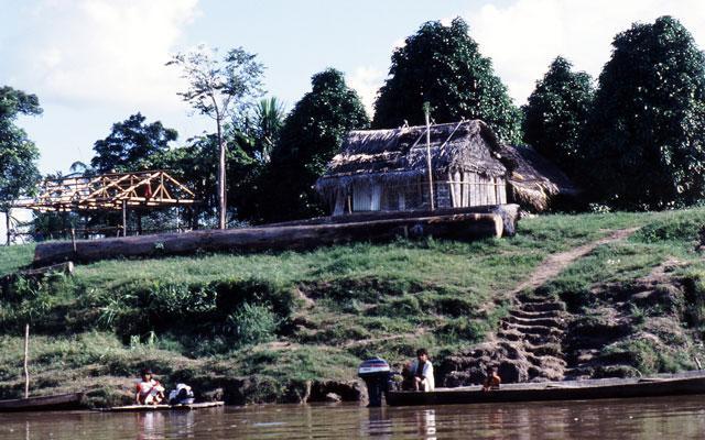Imagen comercial Amazonas Banco de la República
