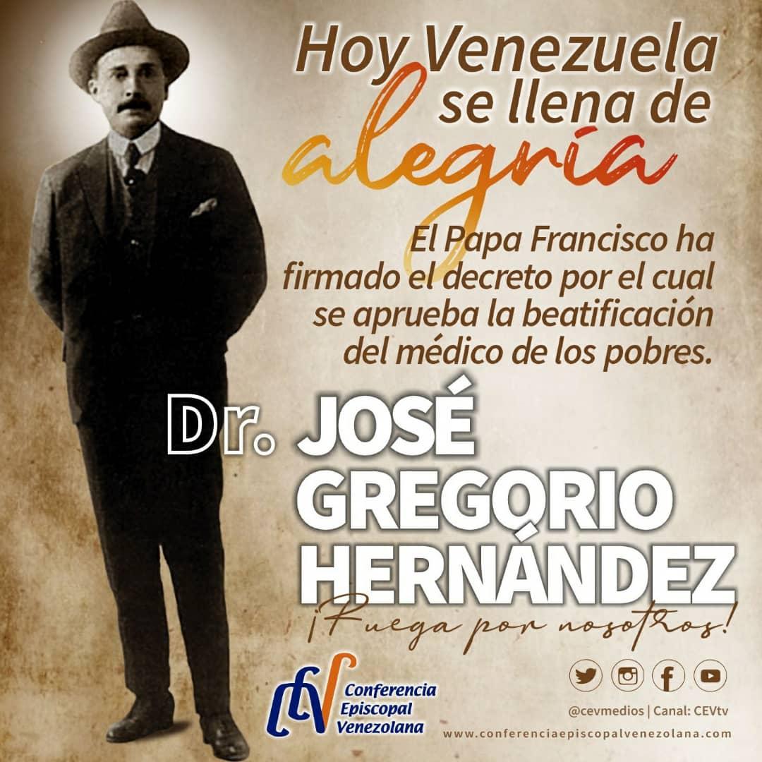 Dr José Gregorio Hernández