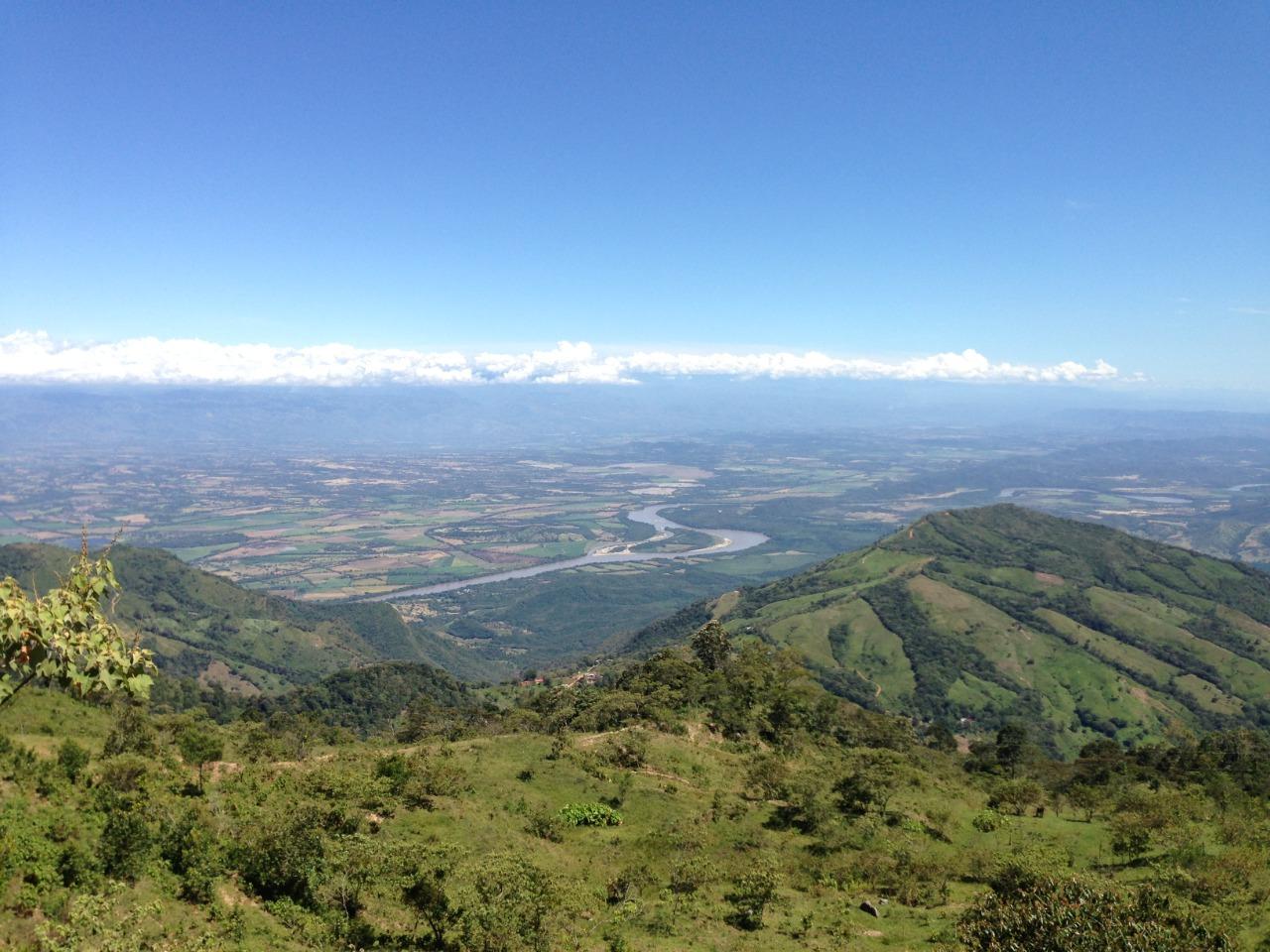 Paraíso de Aves de Tabor y Magdalena en Cundinamarca.