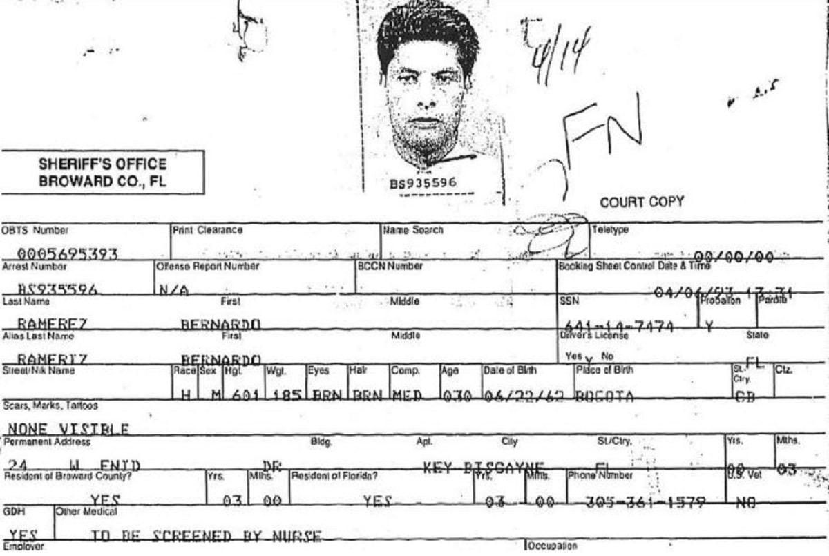 Por narcotráfico, hermano de vicepresidenta Ramírez estuvo preso en EE. UU