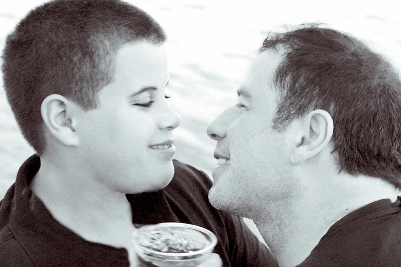 John Travolta y su hijo Jett