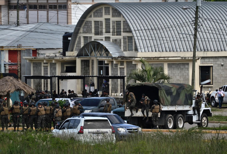 Cárcel de Honduras - Penitenciaría Nacional