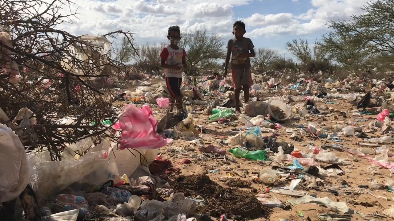 La falta de agua y las falsas promesas tienen a varias poblaciones en penosas situaciones.