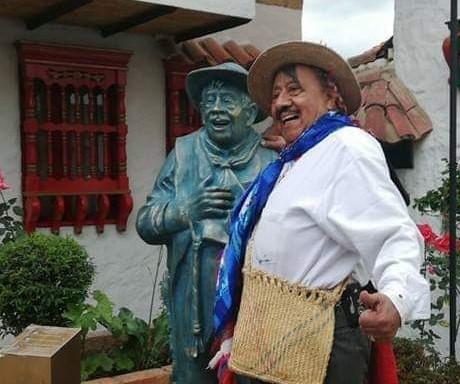 El 'Indio Rómulo', poeta costumbrista colombiano