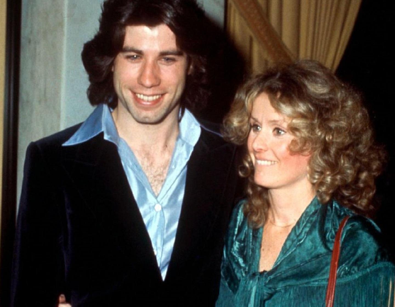 John Travolta y Diana Hyland