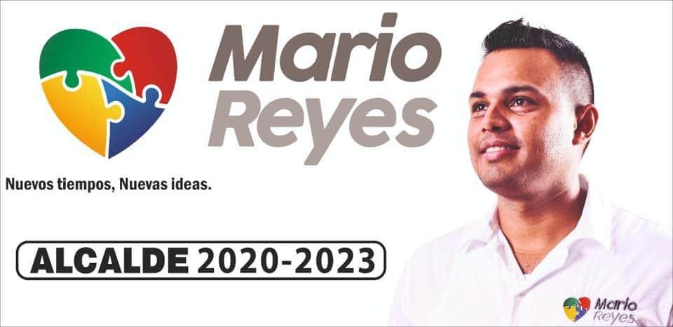 Alcalde de La Victoria, Mario Reyes,
