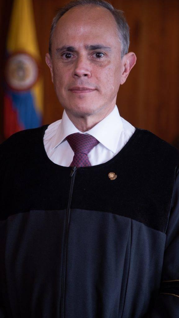 Magistrado Antonio Rueda