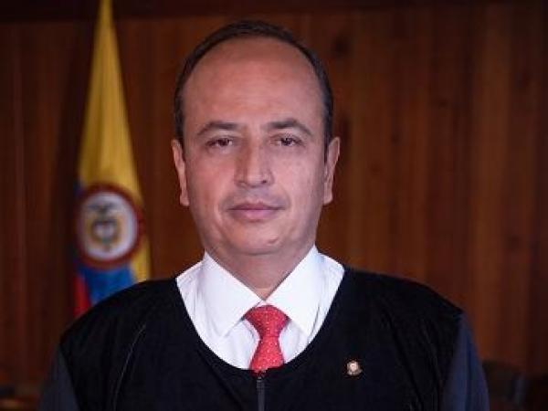 Magistado Hector Alarcón