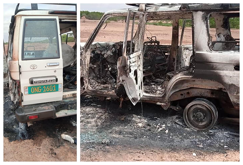 Masacre de turistas en Kouré, en Níger