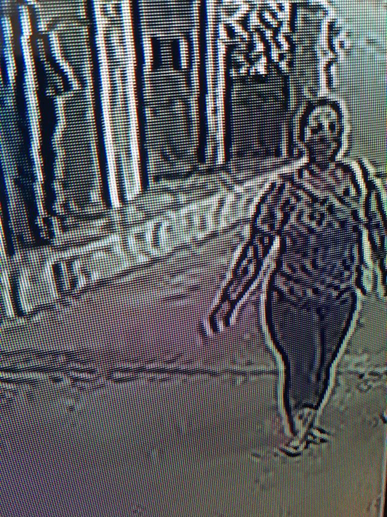 Foto de la presunta secuestradora