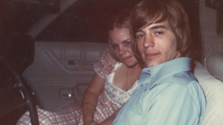 Carla Jean Walker y su novio Rodney McCoy