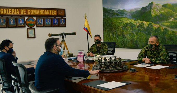 Encuentro en Antioquia