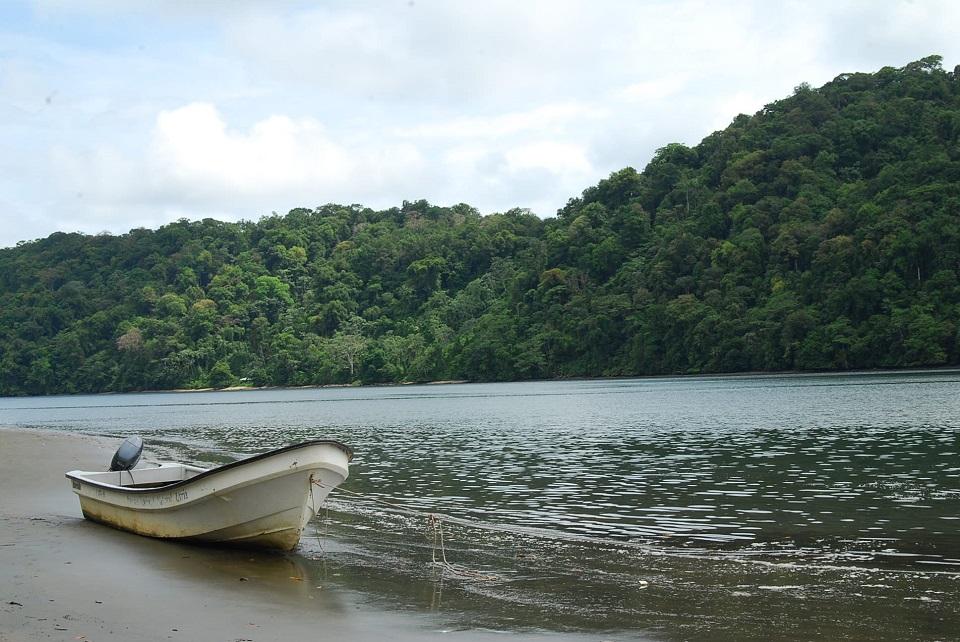 Parque Nacional Utría en Chocó.