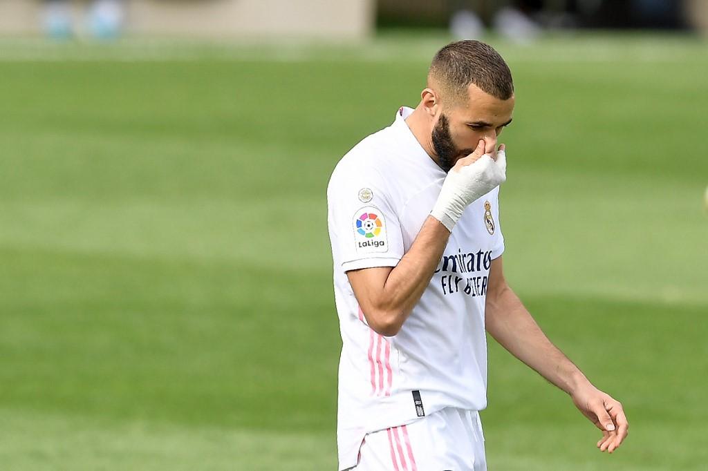 Karim Benzema se pierde el duelo de Champions ante el Atalanta | RCN Radio