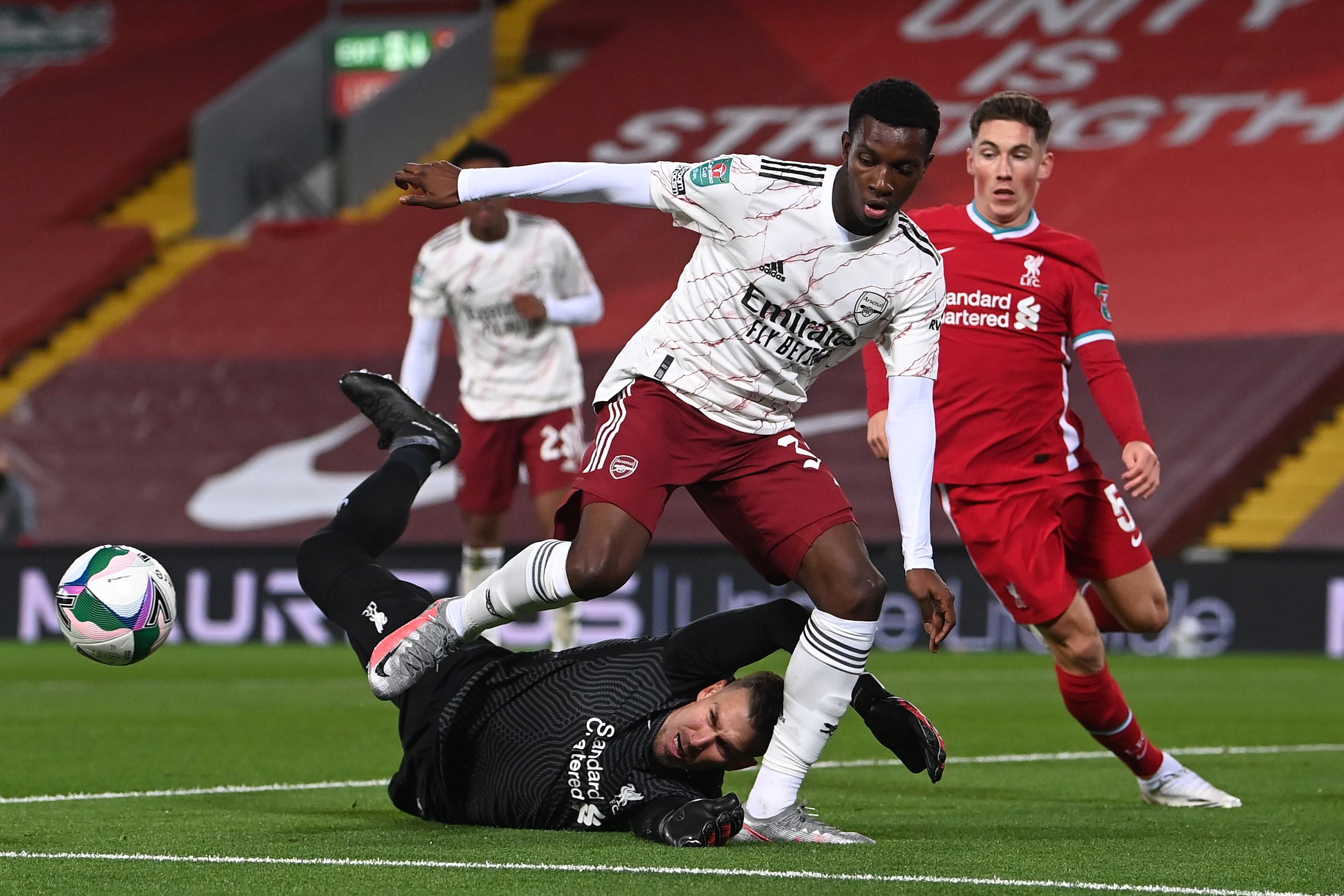 Arsenal le ganó en los penaltis al Liverpool | RCN Radio