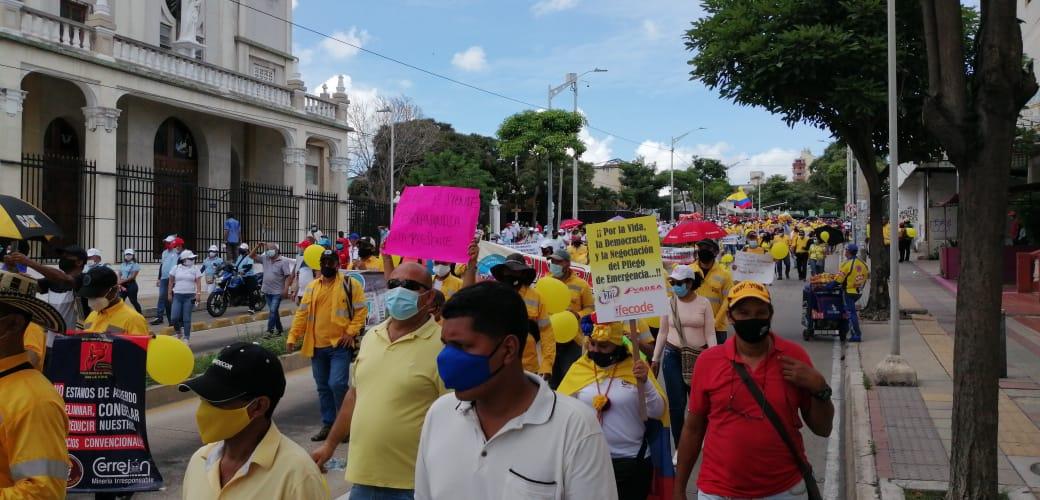 Manifestaciones Barranquilla