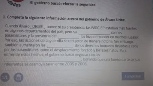Polémica por falsos positivos y 'chuzadas' en cartillas de colegios en Santander.