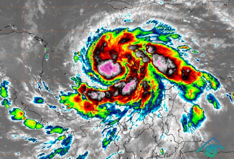 Huracán Iota está cerca de San Andrés | RCN Radio