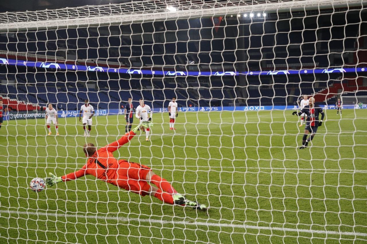 Champions League: PSG derrotó 1-0 al Leipzig   RCN Radio