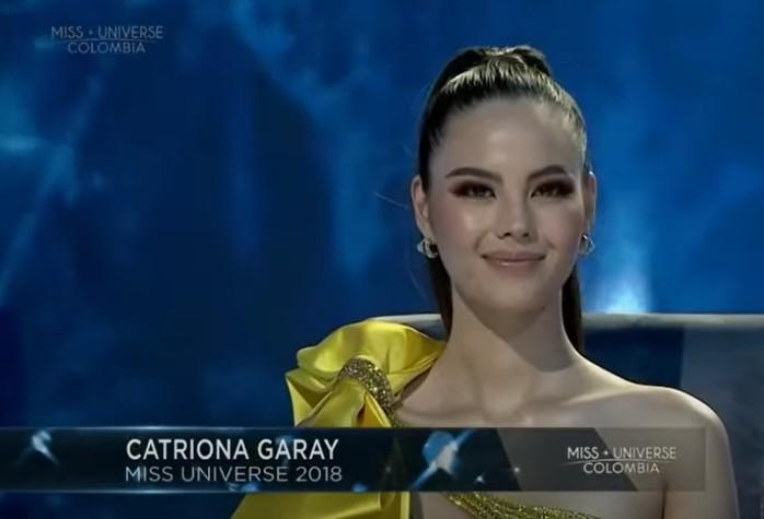 Error en Miss Universe Colombia con Catriona Gray