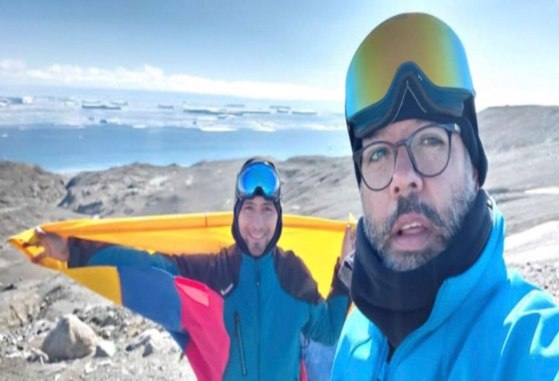 U. Nacional instaló estación en Antártida para prevenir desastres naturales (1)