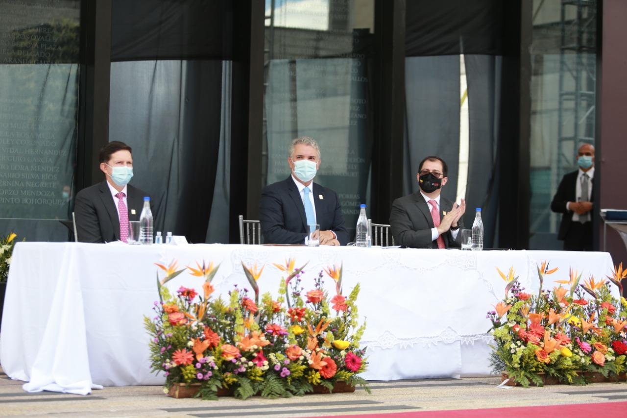 Anuncio presidente Iván Duque