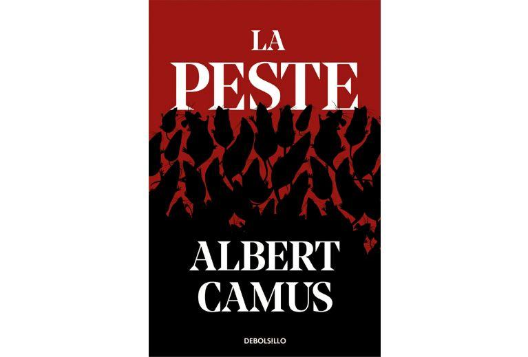 """Libro """"La peste"""""""