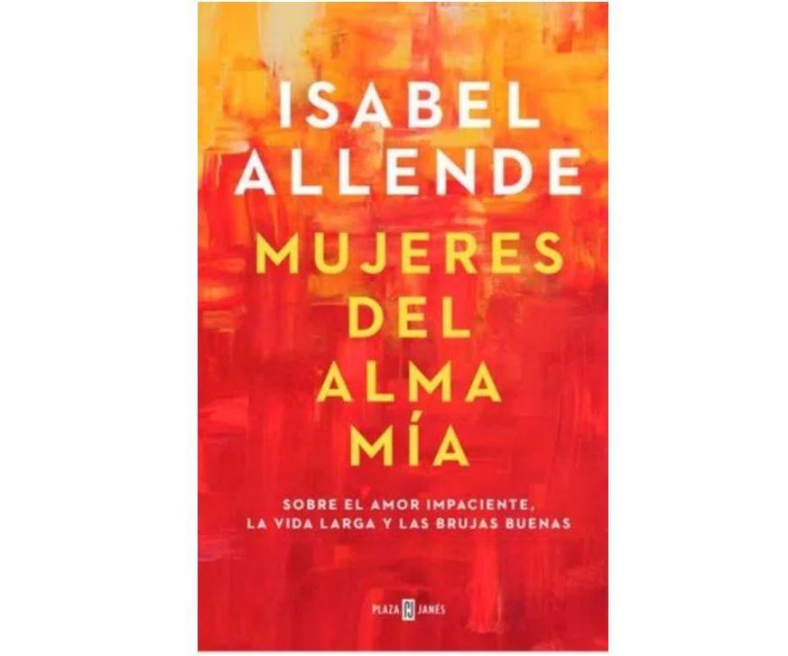 """Libro """"Mujeres del alma mía"""""""
