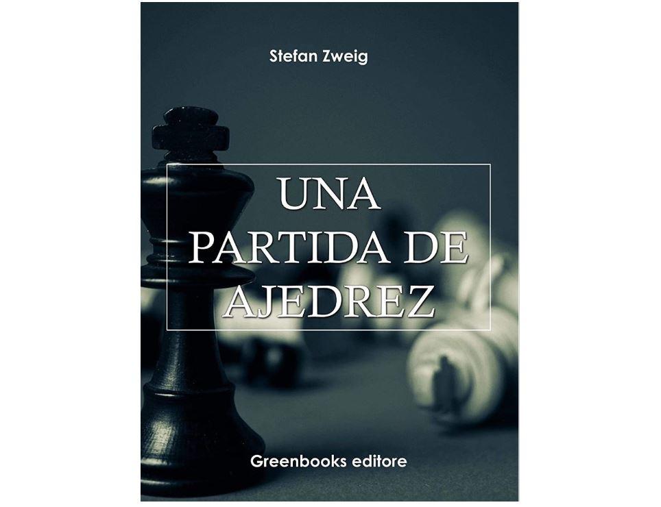 """Libro """"Una partida de ajedrez""""."""