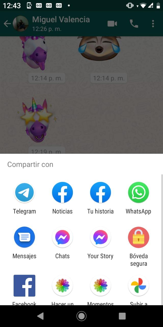 ¿Quiere pasar sus stickers de WhatsApp a Telegram Así puede hacerloo