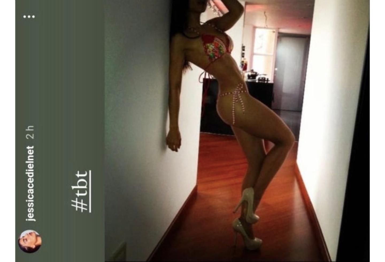 Jessica Cediel en bikini