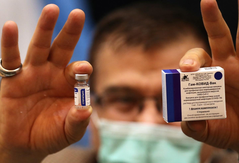 Vacunacontra la covid-19. Imagen de referencia