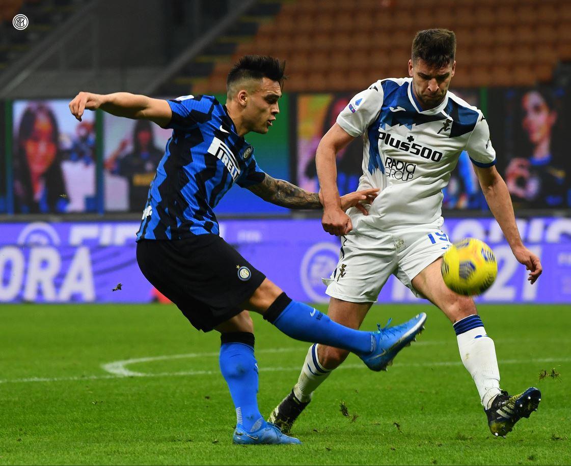 Atalanta perdió con el Inter de Milán en la Serie A | RCN Radio