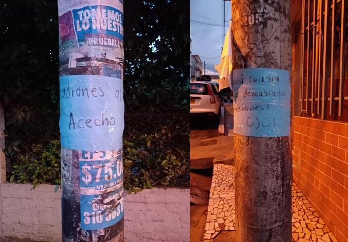 Hurtos en Bucaramanga