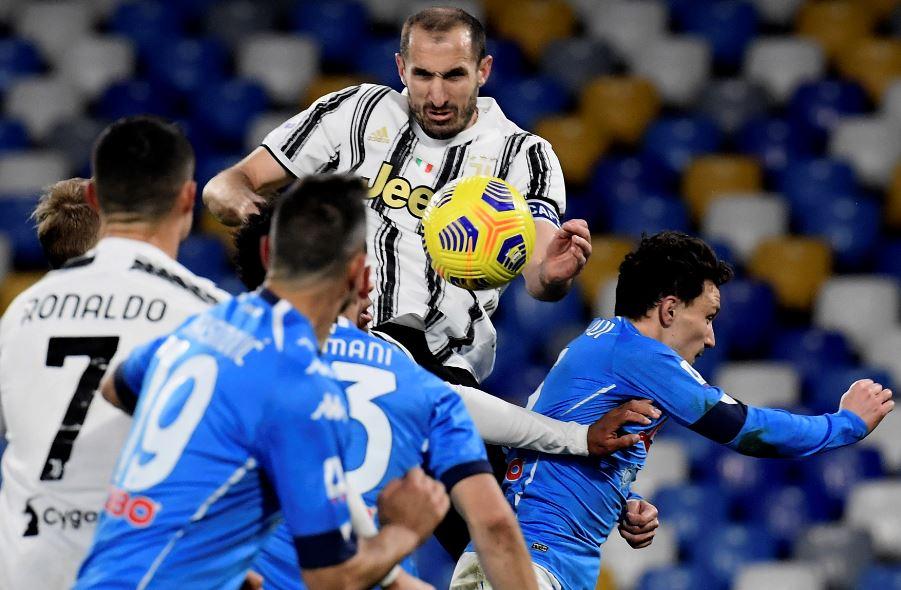 Partido Juventus vs Napoli de la Serie A se jugará el 17 de marzo | RCN Radio