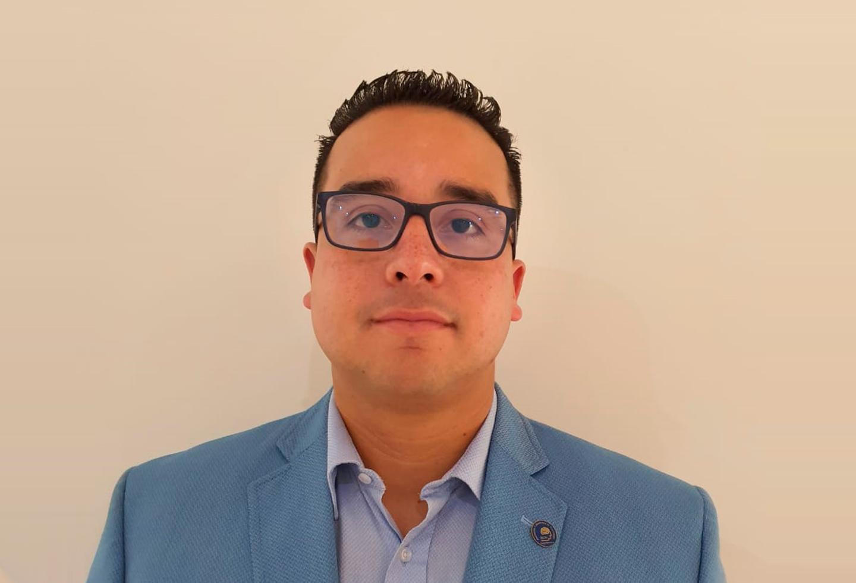 Dr. Jean Paul Vergara, neurólogo especialista en epilepsia y epidemiólogo clínico del Hospital San José y San José Infantil de Bogotá