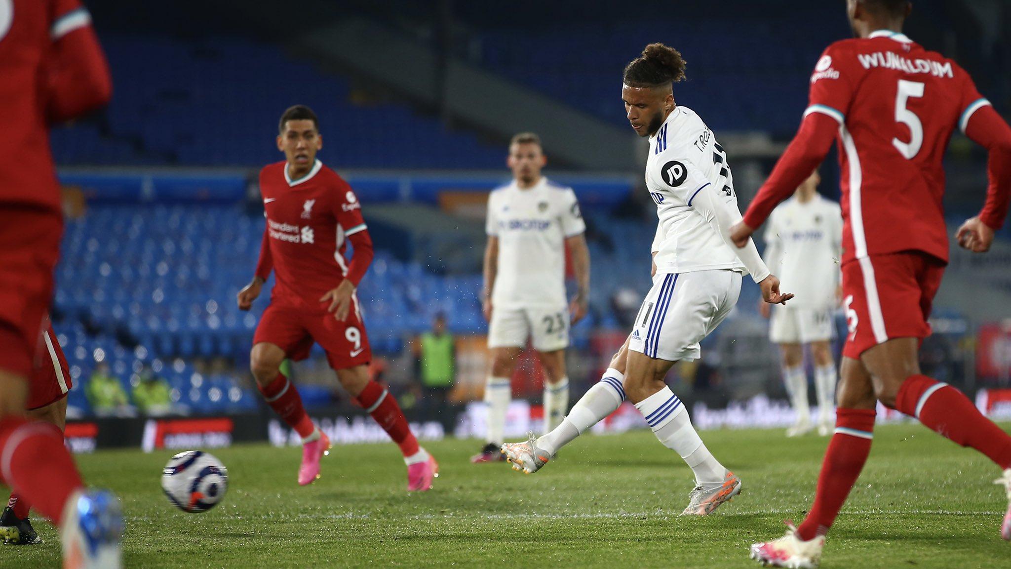 Superliga europea: Liverpool empató con el Leeds   RCN Radio