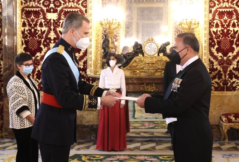 Luis Guillermo Plata, nuevo embajador de Colombia en España