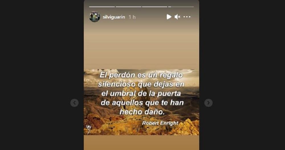 Mama de Guarín en Instagram