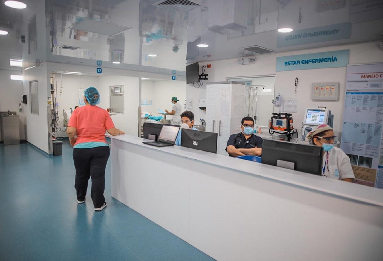 El centro asistencial en La Dorada, no tiene ventiladores mecánicos disponibles para atender a más pacientes