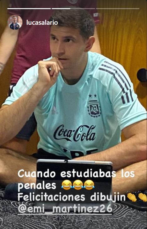 Emiliano Martínez - Selección Argentina