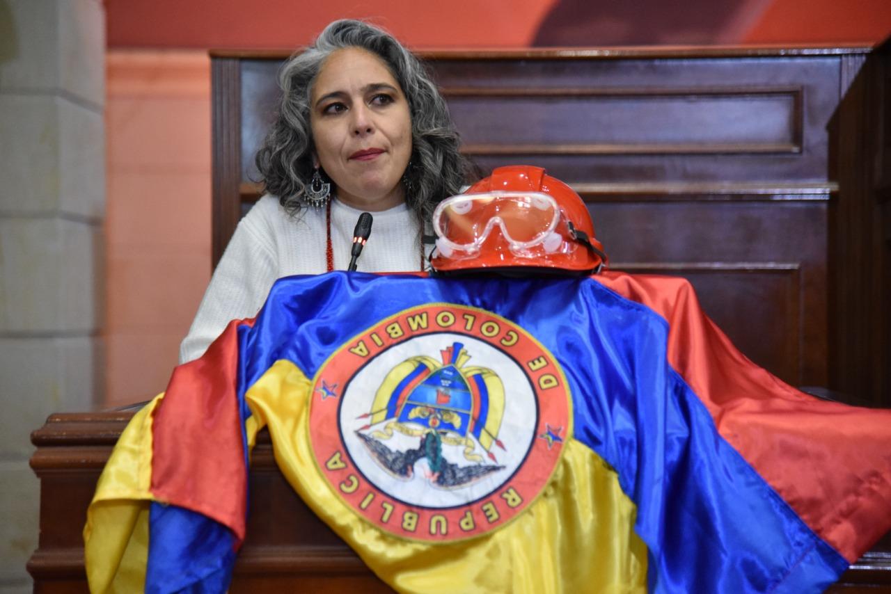 Representante María José Pizarro